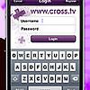 Jaa kirkkautta cross.tv:n iphone-sovelluksen kautta!