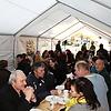 Gemeinsames Grillfest in Fürstenau