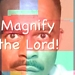 David Boxton Magnify the Lord