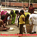 feeding service at Railway station