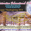 Happy Thanksgiving 2014 Card