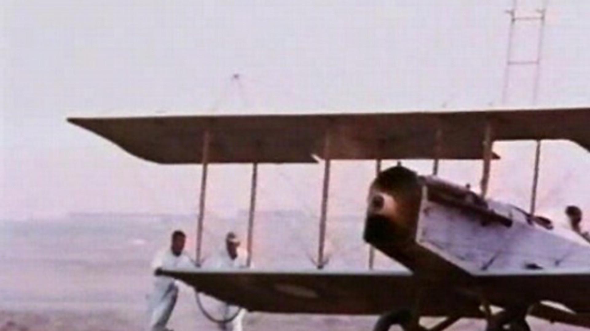 Der Traum vom Fliegen - Wegweiser ins All