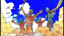 часть 2 Иерихон (Jericho) мюзикл