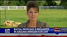 Sarah Palin Joins Immigration Debate