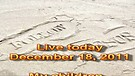 Live today - December 18, 2011