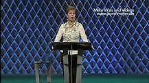 Das Leben genießen - Vertraue auf den Herrn und tue Gutes (1) - Joyce Meyer