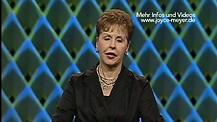 Das Leben genießen - Leben auf der Überholspur - Joyce Meyer