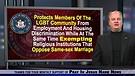 Senator Mike Lee Vows To Defend Religious Freedo...