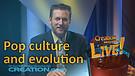(3-19) Evolution and pop culture (Creation Magaz...