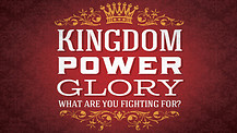 Kingdom Power - Kingdom Glory - Dr. Jerry Brandt