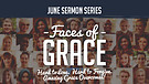 Face of Grace Reaches Out To Those Who Are Untouchable