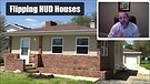 Tips on Flipping Houses- HUD Houses with Brock C...
