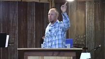 Pastor Chris Jones Lay Hold on Eternal Life