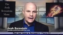 Obama anti-Semitic, Kerry anti-Jewish, says Conservative Josh Bernstein