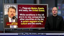 USA Makes List Of Worst Anti-christian Persecutors
