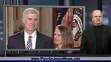 Gorsuch confirmed to SCOTUS with only 3 Democrats' support
