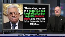 Palestinian Abbas To Unify With Gaza Against Israel