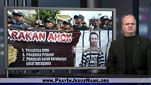 Indonesia jails Christian governor for blaspheming Islam