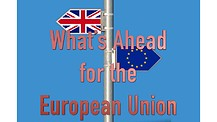 What's Ahead for the European Union