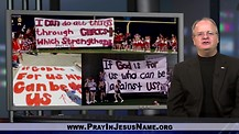 VICTORY: Texas Cheerleaders Win Bible Banner Case