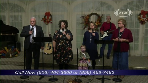 11/16/17 Hour of Harvest featuring Blessed Hope Singers