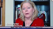 Election Voter Fraud in Alabama?  Roy Moore spokesman Janet Porter