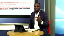 Things God Cannot Do Prt 2—Dr. Kazumba Charles