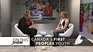 First Peoples'—Faytene Show. Guest, Crystal Lavallee & Barry Chalifoux