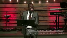 The Presence Of God—Dr. Kazumba Charles