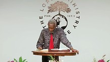 Living In Jesus' Name~2.2, by Pastor Ian M Taylor