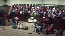 Sanctuary Worship 5/26/19