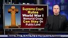 Victories!  Three Supreme Court wins for Religio...