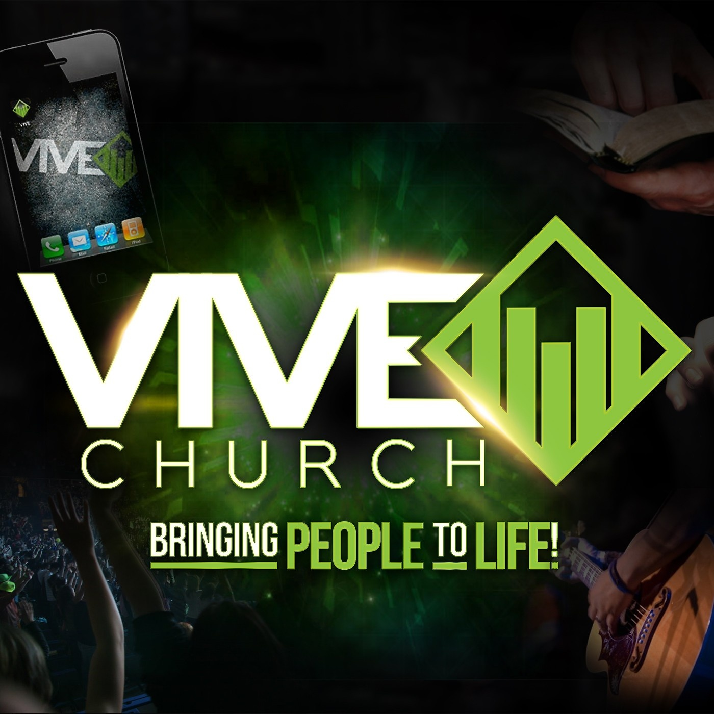 Vive Church Sermons (audio)